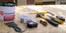 инструменты для укладки Шинглас